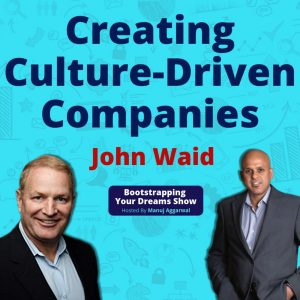 Creating Culture-Driven Companies